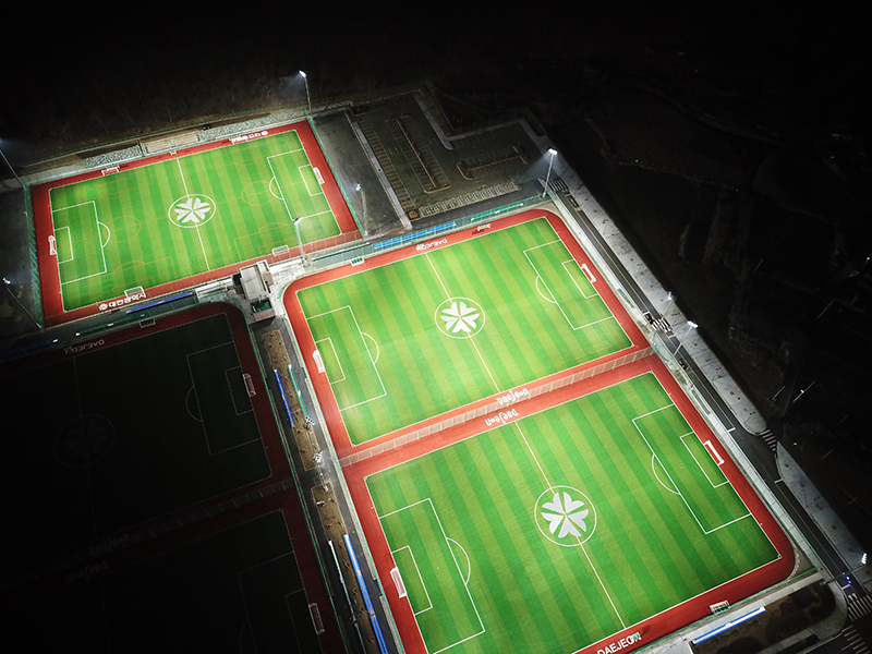 Soccer Field Sports Lighting